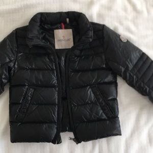 Kids moncler puffer 100% authentic